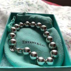 Tiffany&Co Hardwear Ball Bracelet